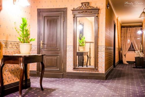 korytarz hotel